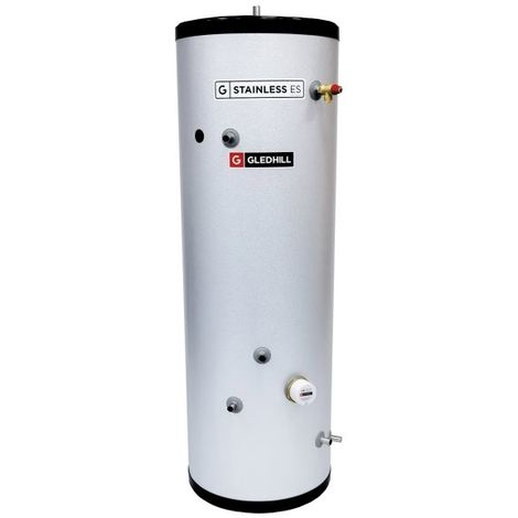 """main image of """"Gledhill Es Indirect Unvented 250 Litre Cylinder SESINPIN250"""""""