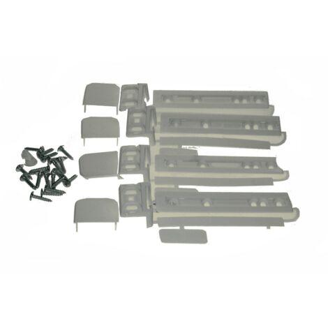 Glissiere De Porte Kit Complet 405513600 Pour REFRIGERATEUR
