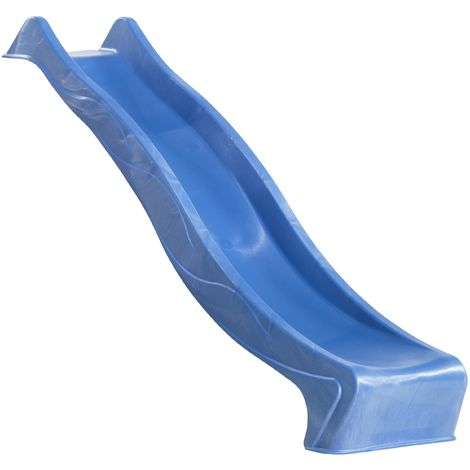 Glissière de toboggan en PEHD reX 230cm Bleu