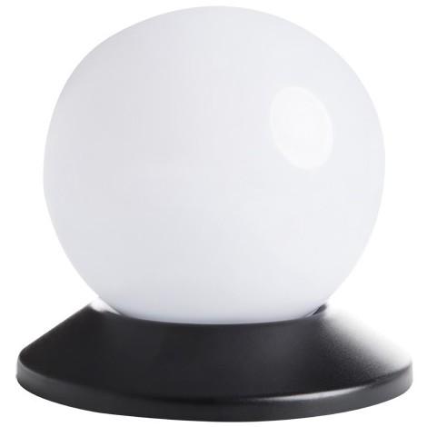 Globe multicolore solaire PV14