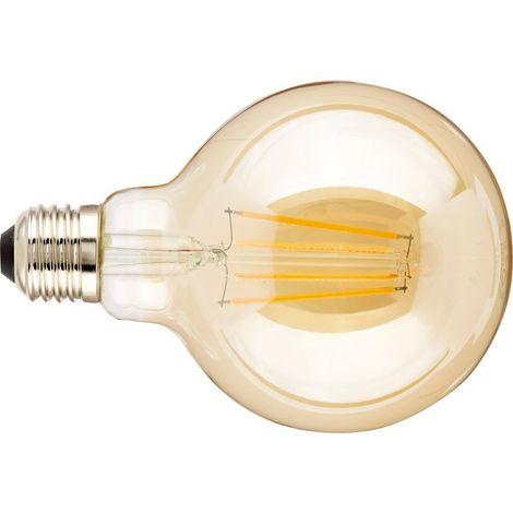 Globo LED 8W E27 DIM oro