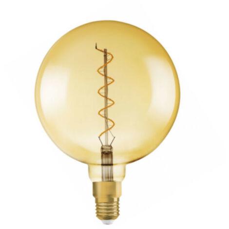 Globo LED de Osram VINTAGE EDICIÓN DE 1906 5W E27 2000K LED092013BOX1