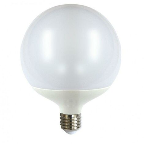 Globo LED Regulable 15W E27 Silver Electronics