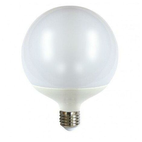 Globo LED Regulable 15W E27 Silver Electronics