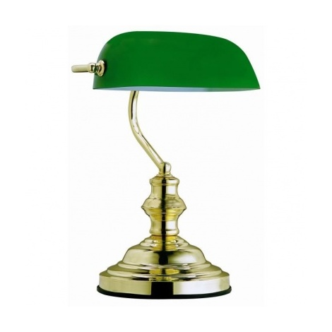 19 36 H Avec A Cm Vert Globo Lampe Interrupteur L X Laiton 25 Poser Lighting 80wPOkn