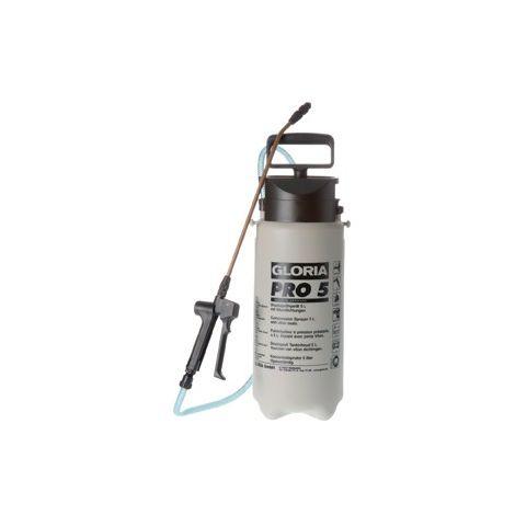 Gloria 163106 Pro 5 pulverizador de presión 5 L