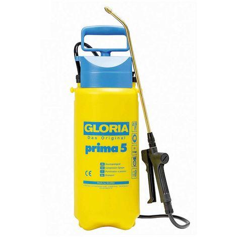 Gloria Drucksprüher Drucksprühgerät Prima 5 - 5 Liter Gloria - 5125