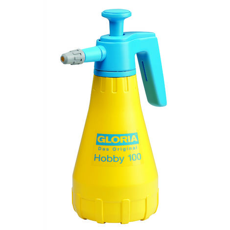 GLORIA® Drucksprühgerät Hobby 100 - 1 l