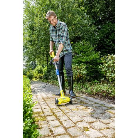 Gloria Garten Weedbrush Electric Patio And Joint Cleaner 300 W
