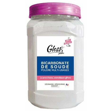 Gloss Bicarbonate Soude Pdre 1kg - GLOSS