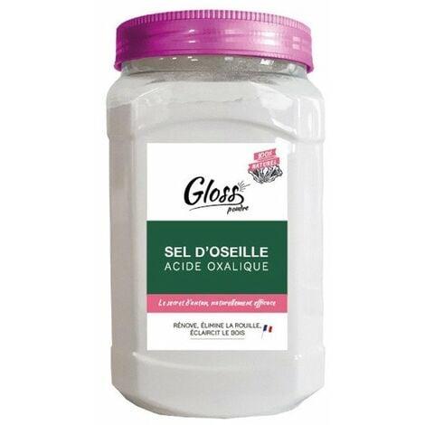 Gloss Sel Oseille Poudre 700gr - GLOSS