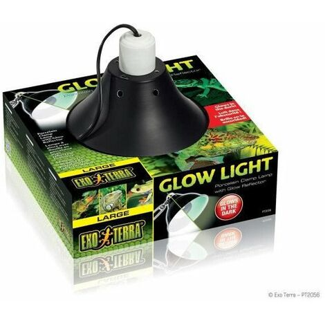 GLOW LIGHT petit support d'eclairage max 125 W