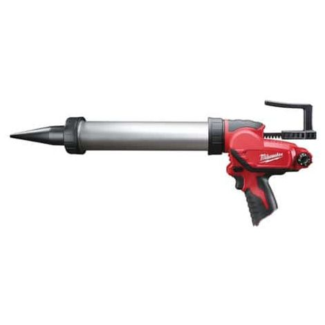Glue gun 400ml MILWAUKEE M12 PCG 400A-0 12V battery without 4933441780
