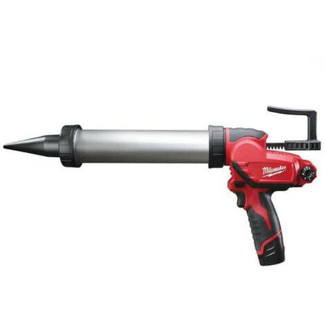 Glue gun 400ml MILWAUKEE M12 PCG 400A 201B 12V 2.0Ah Li-Ion 4933441665