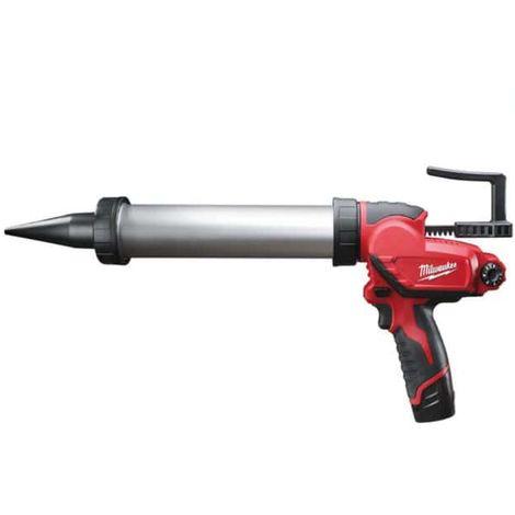 Glue gun 600ml MILWAUKEE M12 PCG 600A-0 12V battery-4933441786