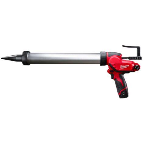 Glue gun 600ml MILWAUKEE M12 PCG 600A 201B 12V 2.0Ah Li-Ion 4933441670
