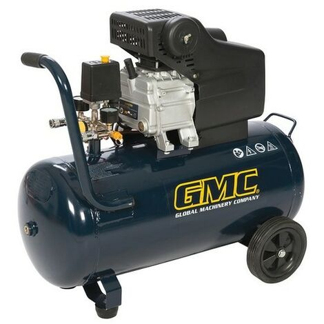 GMC 270120 2hp Air Compressor 50Ltr GAC1500