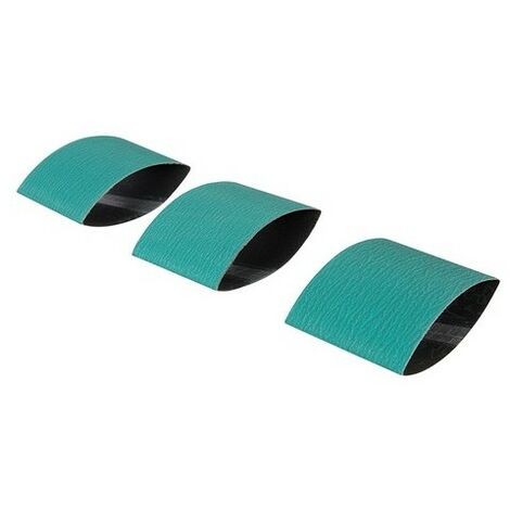 GMC 729455 Sanding Sleeves Sanding Sleeves 120 Grit Pack of 3