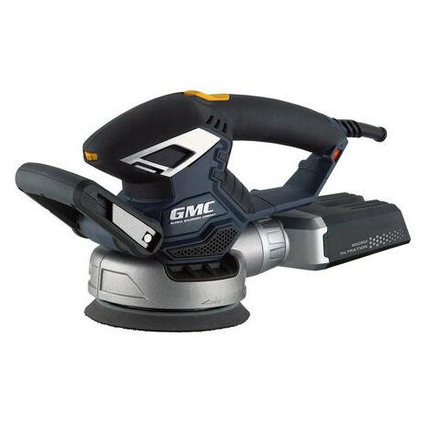 GMC 920595 430W Dual-Base Random Orbit Sander 150mm ROS150CF