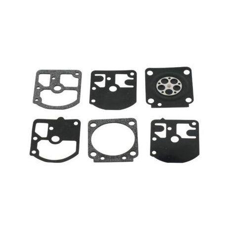 GND5 - Kit Membranes pour carburateur ZAMA monté sur ECHO