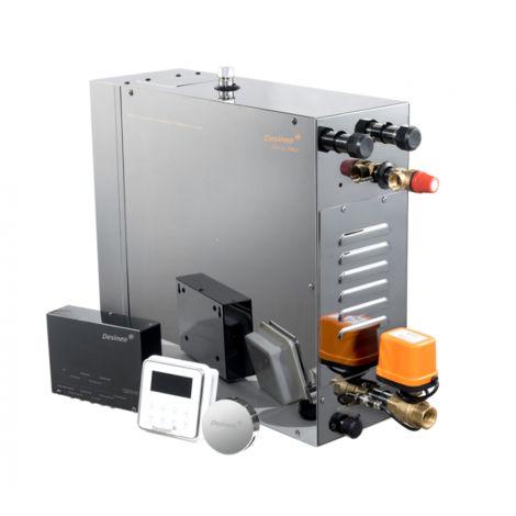 Générateur De Vapeur Pour Hammam 24Kw Desineo série Pro premium full options et vidange automatique