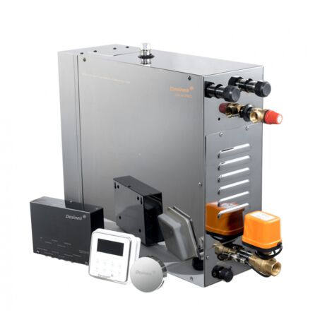 Générateur De Vapeur Pour Hammam 6Kw Desineo série Professionnel prenium vidange automatique toutes options