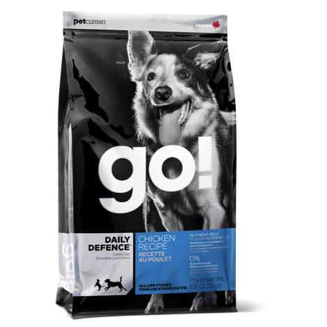 Go! Daily Defence Chicken Dog 11,3kg