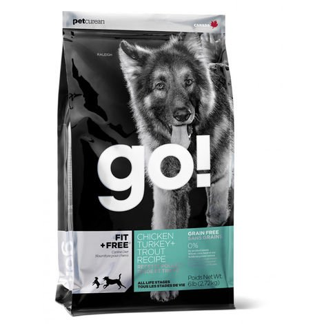 Go! Fit Free Grain Free Dog 11,3kg