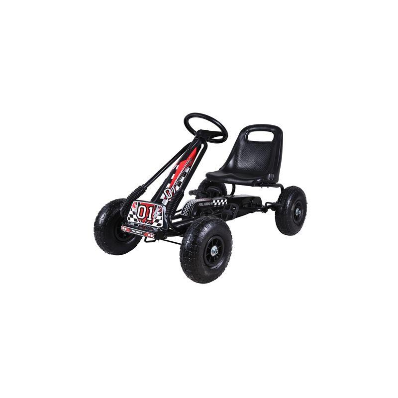 Image of GALACTICA Go Kart FH-G02 Black