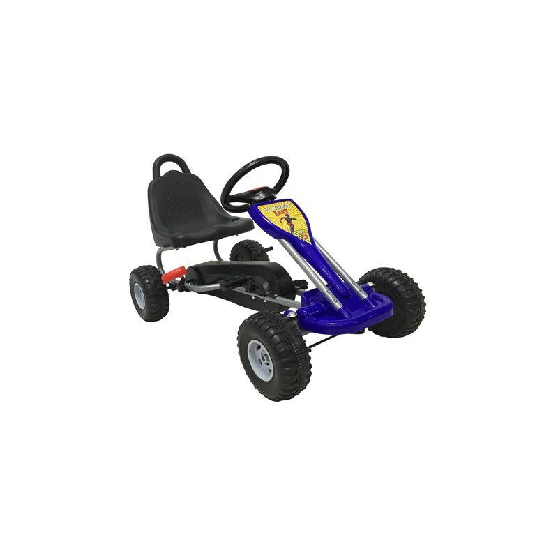 Image of GALACTICA Go Kart FH-G04 Blue