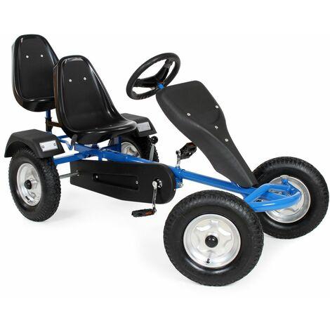 Go kart with 2 seats - go kart for kids, kart, pedal go kart