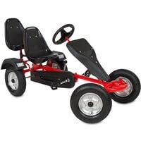 Go kart with 2 seats - go kart for kids, kart, pedal go kart