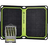 Goal Zero Solar-Kit Nomad 7+ - Guide 10 Plus 41030 Caricatore solare Corrente di carica cella solare 800 mA 7 W Capacità