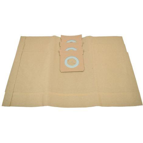 Goblin Wet & Dry Vacuum Cleaner Paper Dust Bags