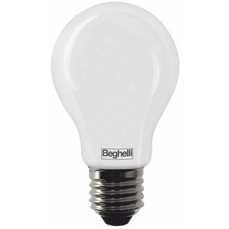 GOCCIA ZAFIRO LED OPALE 7W E27 2700K - BEG 56426
