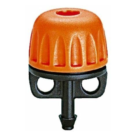 Gocciolatore regolabile 0-40 l/h Claber 91225 - 50 pz.