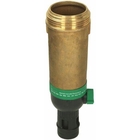 Godet de filtre en laiton rouge Honeywel FT09RS-1A