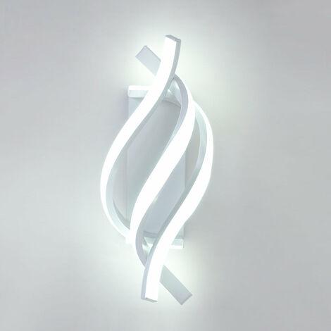 """main image of """"Goeco Applique Murale LED, 16W Intérieur Lampe Murale Moderne, Créativité Métal Lampe de Mur pour Chambre Maison Couloir Salon"""""""