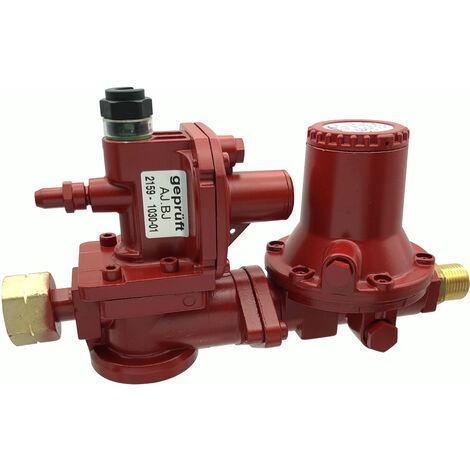 GOK Gasregler Mitteldruck Typ VSR 0524:3/8'' Links