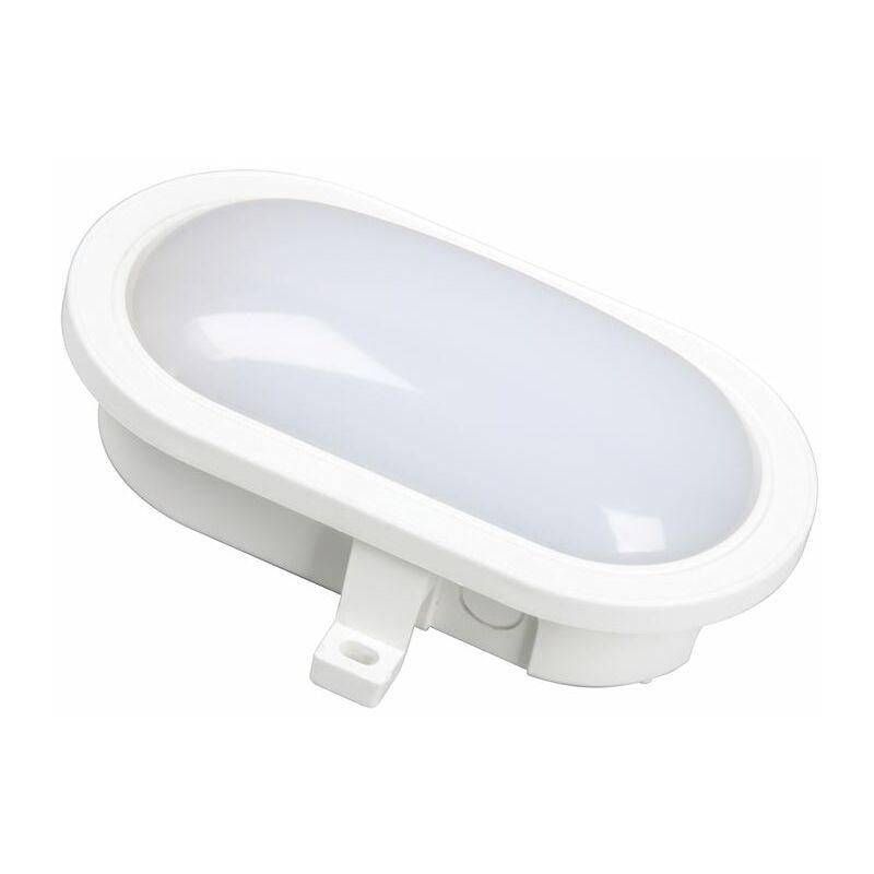 Image of GOL-001-HW LED Oval Bulkhead White 5,5 Watt 550 Lumen (BYRGOL001HW)