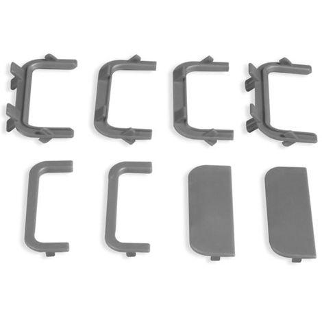 Gola accesorios para perfil central - talla