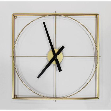 Gold Frame Clock