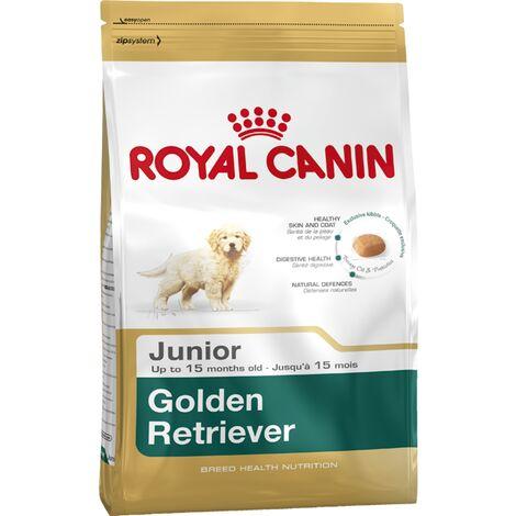 Golden Retriever Junior - 12kg