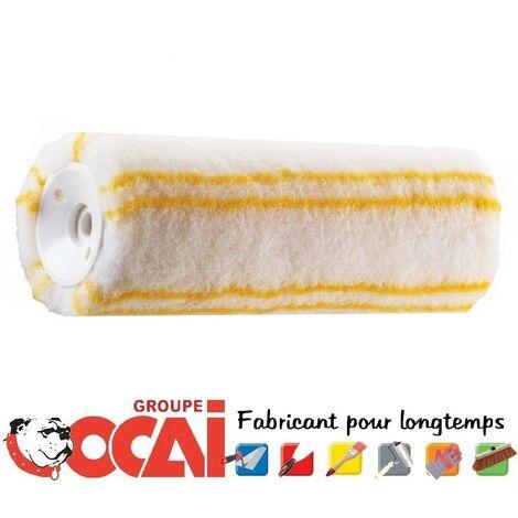 GOLDERYC rouleau de peintre OCAI poché moyen, grande absorption L.180 mm, Poils: 12 mm