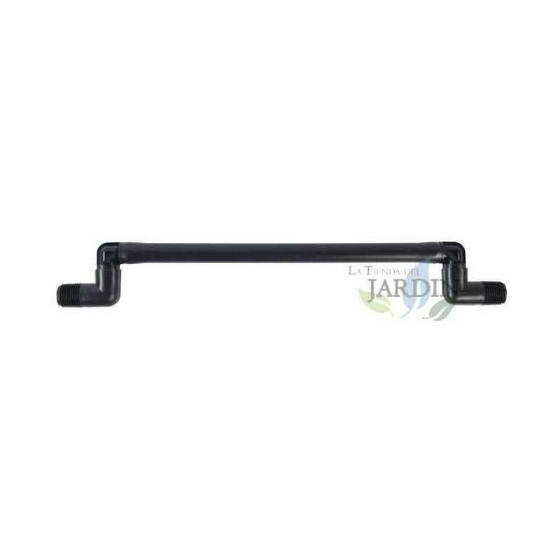 Suinga - Gomito snodato 30 cm 1/2' x 1/2' per diffusori e irrigatori
