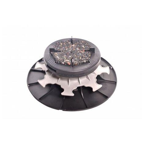 GOMME CONTACT carton de 100 pièces pneu recyclé JOUPLAST pour dalle