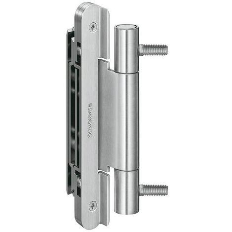 Gond VN 3737/160 Compact Inox
