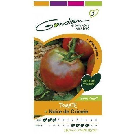 Gondian - Tomate Noire de Crimée