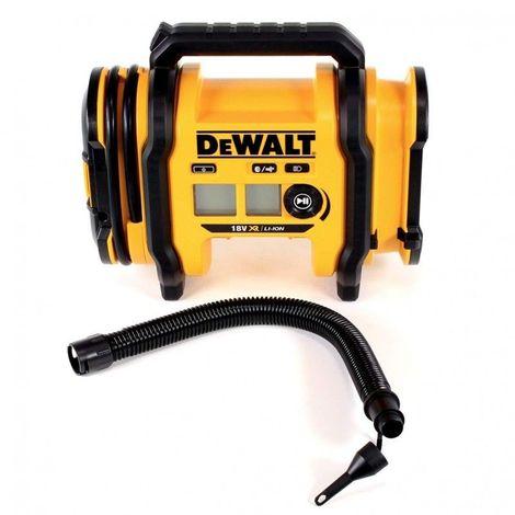 Gonfleur d'air électrique Dewalt batterie XR 18V DCC018N