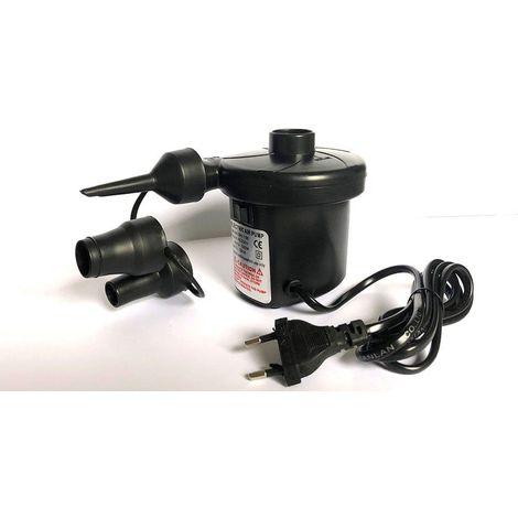 Gonfleur électrique 12V - Noir